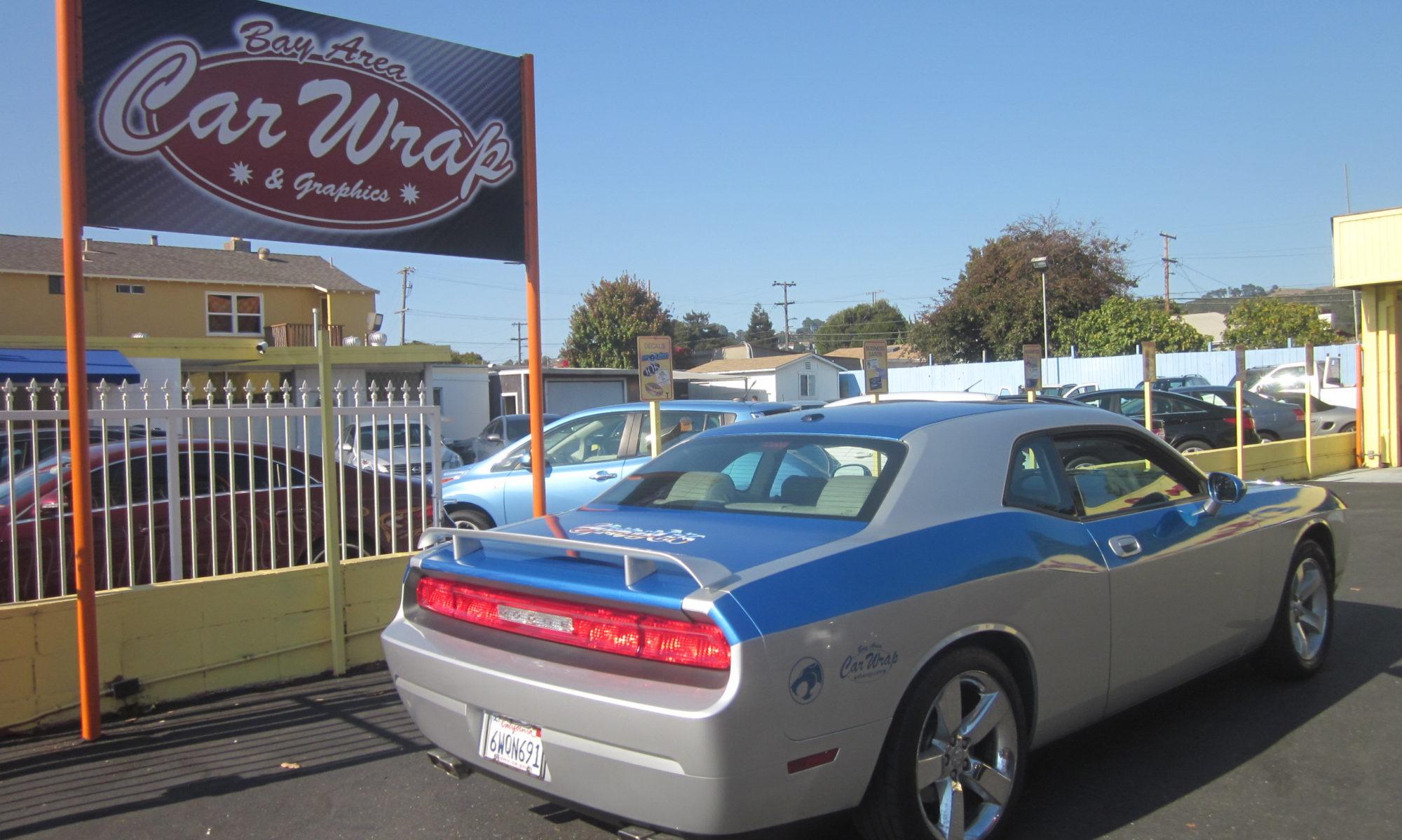 Bay Area Car Wrap